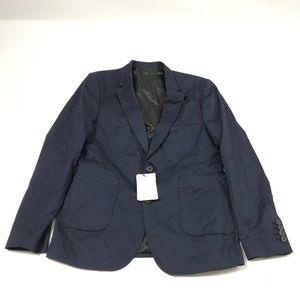 "Asos Men's Blazer Jacket Two-Button Size 38"" Short"